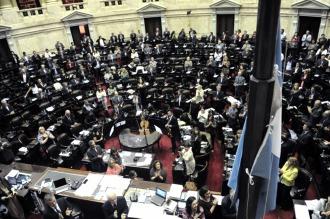 Diputados buscará aprobar el pago a jubilados y el blanqueo de capitales