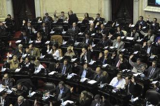 Diputados trata el pago a jubilados y eximir de Ganancias el aguinaldo