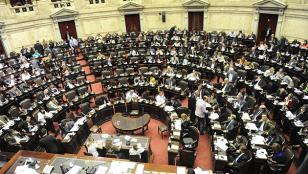 Diputados trata ley de pago a jubilados y blanqueo de capitales