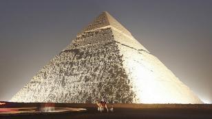 Científicos hallan error en la Gran Pirámide de Guiza