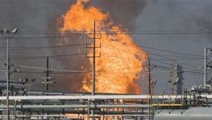 Potente explosión en una planta de gas en Mississippi