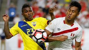 Ecuador consiguió un valioso empate ante Perú