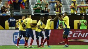 Ecuador golea a Haití 4-0 en Copa América y está en cuartos