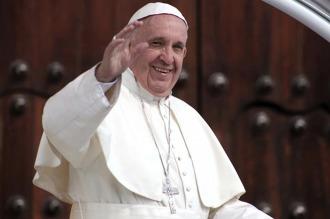 El Papa recibirá a artistas callejeros