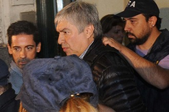 El Servicio Penitenciario Federal desmiente haber grabado audios de Báez