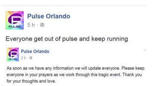 """El mensaje del boliche Pulse: """"Salgan y corran"""""""