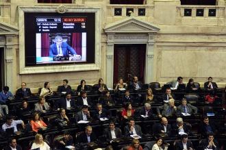 El oficialismo buscará emitir dictamen con las reformas al proyecto de pago a jubilados