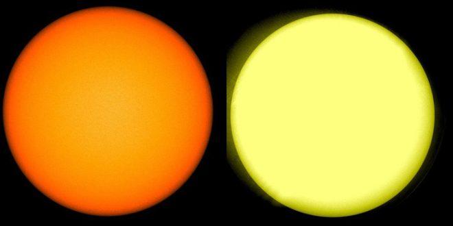 El sol se ha quedado sin manchas en su superficie. Enterate que ocurre
