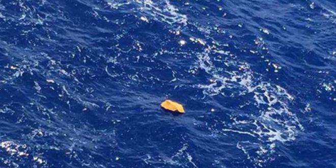 Encuentran restos del avión de EgyptAir