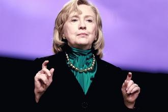 """Hillary Clinton manifestó que elegir de presidente a Trump sería un """"error histórico"""""""