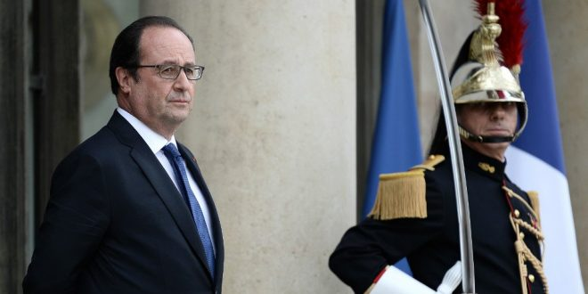 """Brexit"": Hollande descartó referendo en Francia"
