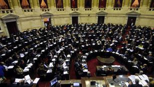 El Senado trata proyecto de pago a jubilados y blanqueo