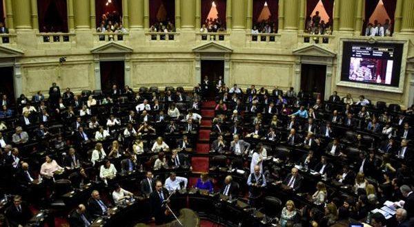 Miralo En vivo : La sesión en Diputados por la amnistía fiscal