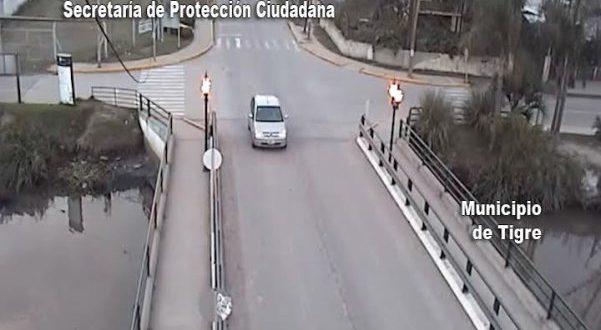 Video > Los movimientos de José López antes de llegar al monasterio con el dinero