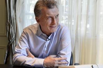 """Macri a los jueces: """"Ojalá que vayan dando lugar a la renovación"""""""