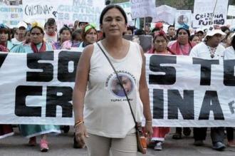 Milagro Sala denuncia malos tratos en la cárcel y evalúa hacer una huelga de hambre