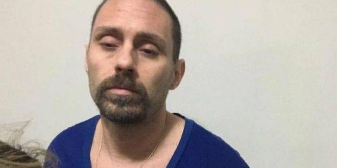La mujer de Pérez Corradi dijo que había sido detenido hace un año y sobornó a la policía