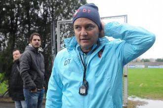 Diego Aguirre asumió en San Lorenzo al frente de un numeroso plantel