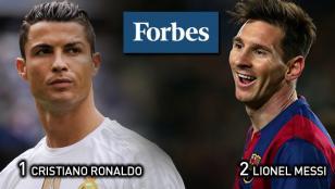 Ranking de Forbes: los deportistas que más ganan