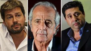 Renuncia masiva en AFA: se fueron Angelici, D'Onofrio, Blanco y Lammens