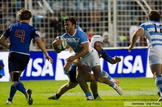 Los Pumas consiguieron en Tucuman una merecida victoria frente a Francia