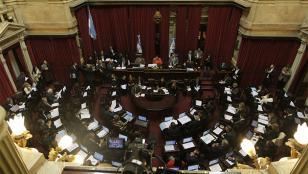 Senado aprobó como feriado el 17 de junio