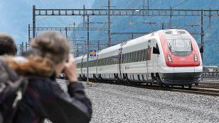 Suiza une norte y sur europeo con el túnel más largo del mundo