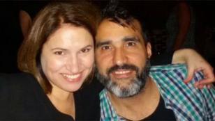 Fernanda Iglesias denunció al marido por Violencia de género