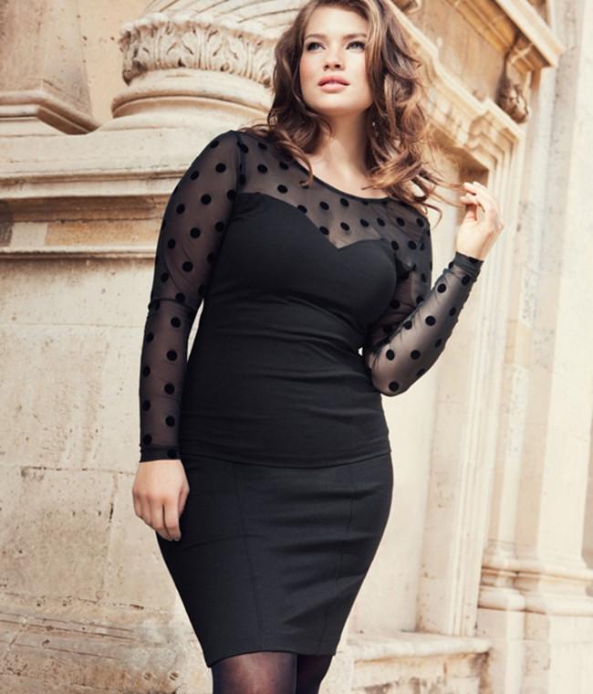 Tara Lynn, la modelo XL furor del momento
