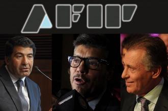 """Tinelli, Cristobal López y Echegaray, denunciados por presunta """"defraudación"""""""