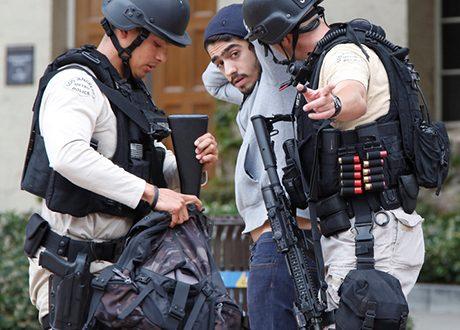 Tiroteo en el campus de la Universidad de California: dos muertos