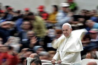 """""""La auténtica conversión es salir al encuentro del prójimo para ayudarlo"""", dijo el Papa"""