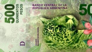 Ya circula el nuevo billete de 500 pesos