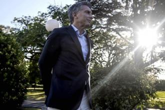 El Presidente recibe en Olivos a la cúpula de la DAIA