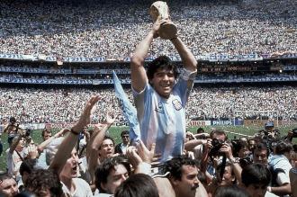 Hace 30 años Argentina ganaba el Mundial de México