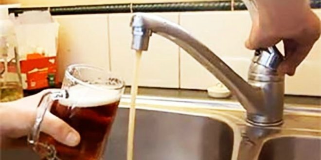 En Brujas (Bélgica), la cerveza llegará a las casas como el agua potable
