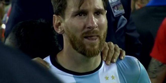 Convocan a un banderazo en el Obelisco para apoyar a Messi para que vuelva a la Selección Argentina