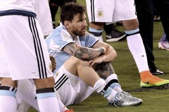 """Macri: """"A Messi hay que cuidarlo porque es lo más grande que tenemos"""""""