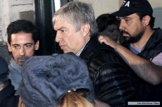 """Director del Servicio Penitenciario :""""Lázaro Báez no tiene celda VIP"""""""