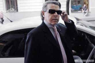 Oyarbide denunció que le robaron una caja fuerte que estaba en su departamento