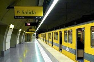 La línea H no funcionará la semana próxima por la incorporación de vagones