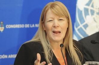 """Stolbizer: Cristina Kirchner """"siempre trató de obstruir la acción de la Justicia"""""""