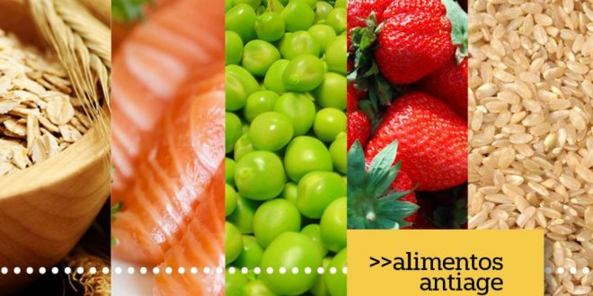 Alimentos antiage