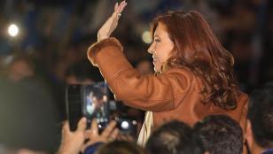 Cristina Kirchner volvió a Buenos Aires