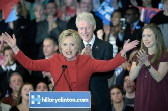 Bill Clinton repasó su vida con Hillary