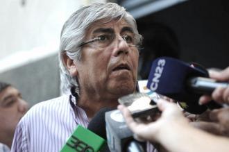 """Moyano : """"si no hay soluciones"""" para los trabajadores, habrá paro"""