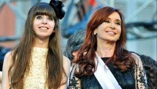 Cristina ocultó su dinero en las cajas de Florencia según el fiscal