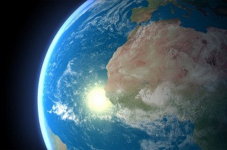 El agujero de la capa de ozono comenzó a reducirse