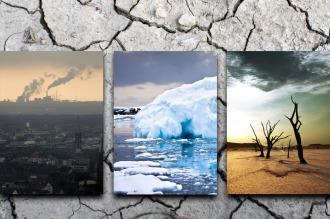 Crean el gabinete nacional de cambio climático