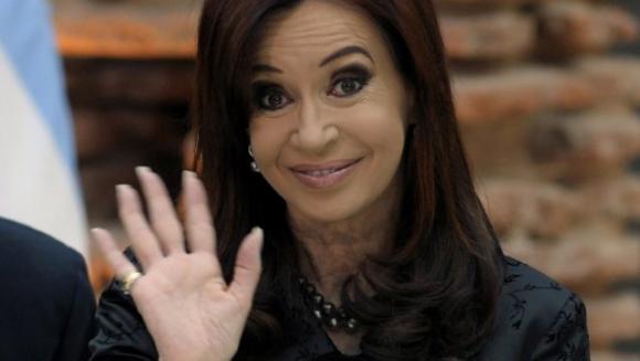 Cristina Kirchner llegará mañana Sábado a las 22.05